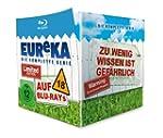 EUReKA - Gesamtbox (18 Discs) [Blu-ra...