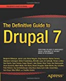Book Cover For The Definitive Guide to Drupal 7