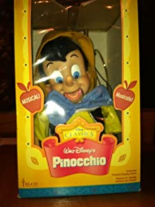 Pinocchio Marionette from Telco
