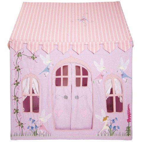 Spielzelt Feenhaus Größe: 110 cm H x 110 cm B x 74 cm T