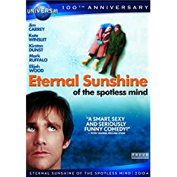 Eternal Sunshine of the Spotless Mind [DVD + Digital Copy] (Universal's 100th Anniversary)