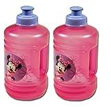 Disney Disney Minnie Mouse Water Jug 16 Oz (2-pack)