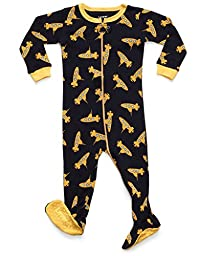Leveret Submarine Footed Pajama 12-18 Months