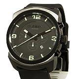 ディーゼル DIESEL 腕時計 DZ4192 ブラック ラバーベルト