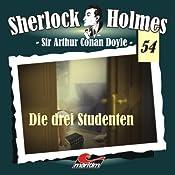 Die drei Studenten (Sherlock Holmes 54) | Arthur Conan Doyle