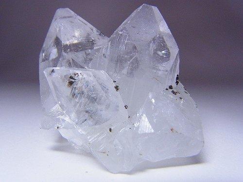 自由が丘水晶天然石AMERI インド産 アポフィライトクラスター 魚眼石 APFCL-013 / AMERI