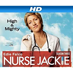 Nurse Jackie Season 3 [HD]