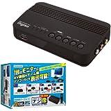 Princeton プリンストン アップスキャンコンバーター デジ像HD-BOX PUC-HDBOX
