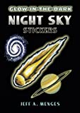 img - for Glow-in-the-Dark Night Sky Stickers (Dover Little Activity Books Stickers) book / textbook / text book