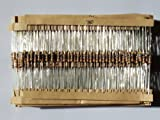 【PLOVER】 カーボン抵抗 炭素皮膜抵抗 1/4W(0.25W) 許容差±5% オリジナルセット 1Ω?1MΩ 37種類 各20個(合計740個) PR-203