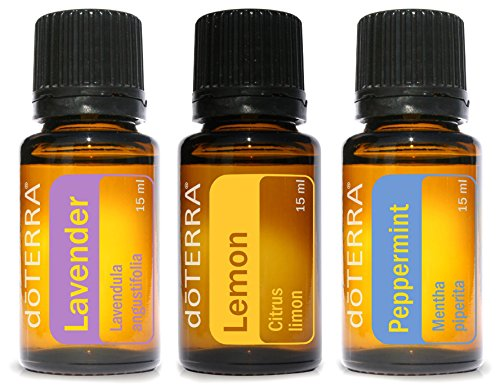 doTERRA Beginner's Trio Essential Oils
