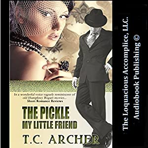 The Pickle My Little Friend Audiobook