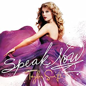 Taylor Swift Speak Now lyrics