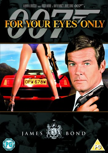 Bond Remastered - For Your Eyes Only (1-disc) [DVD] [1981]
