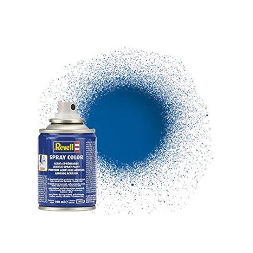 Revell-34152-Modellbau-Sprayfarben-glnzend-blau