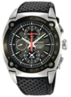 Buy Seiko Chronograph 100M Mens Watch SNAA95 by Seiko