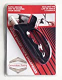 Quick Sharp 3 in 1 Universal Handheld Knife and Scissor Sharpener
