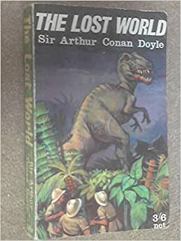 The Lost World - Arthur Conan Doyle PDF Download | Free Ebooks