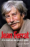 echange, troc Daniel Pantchenko - Jean Ferrat