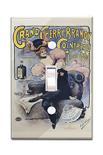 grad-cherry-brandy-cointreau-vintage-poster-artist-hap-france-light-switchplate-cover