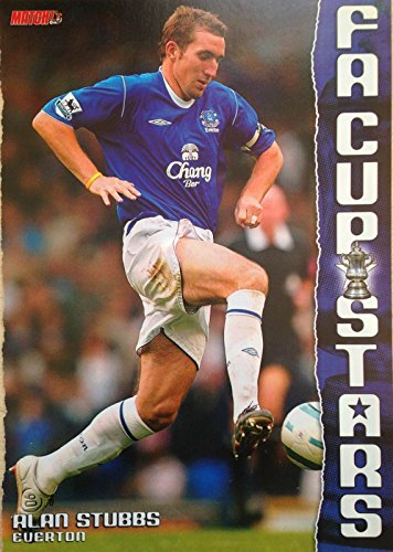 match-football-magazine-everton-alan-stubbs-chang-beer
