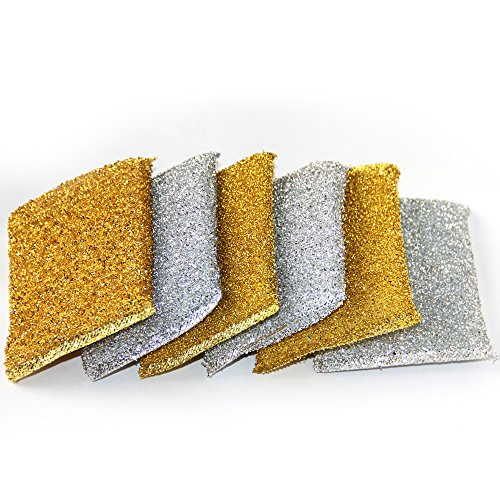 6-metallica-scouring-pads-pagliette-set-pulizia-casa-cucina-heavy-duty-scrubber-lavaggio-fai-da-te-s