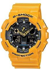 Casio - Men's Watches - Casio G-Shock - Ref. Ga-100A-9Aer