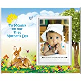 To Daddy on Our First Father's Day (hearts) - Picture Frame Gift