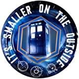 Lakeland Doctor Who Disposable Paper Party Plates (23cm) x 12