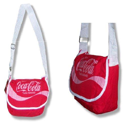 Coca Cola Purse Coke Ladies Red Handbag front-219328