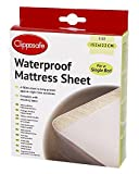 Clippasafe Waterproof Mattress Sheet (Single Bed)