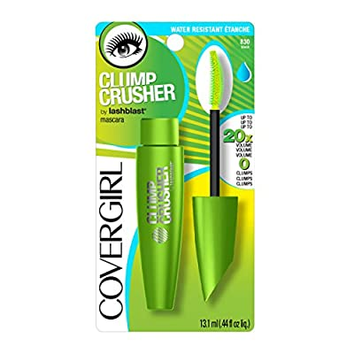 Covergirl Clump Crusher Water Resistant Mascara By Lashblast, 0.44 Ounce