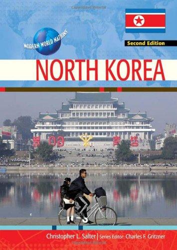North Korea (Modern World Nations (Hardcover))