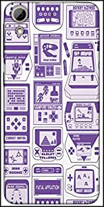 Snoogg Video Gamer'S Dream Designer Protective Back Case Cover For HTC Desire 626