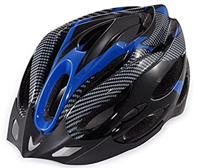 Hawkfish 260g Ultra Light Weight 21 Vents Mens/Ladies Adult Bike BICYCLE Helmet -EPS Safety Helmet- Available in 3 Colours 58-61CM from Hawkfish021
