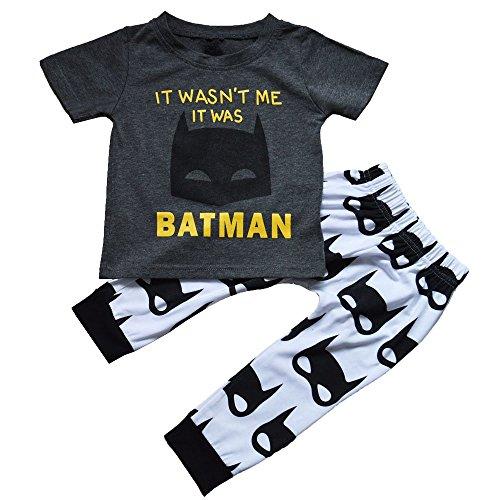 Batman T-shirt and Pants