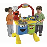 Fisher-Price Elmo's Restaurant ~ Fisher-Price