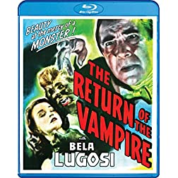 The Return Of The Vampire [Blu-ray]