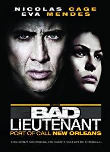 Bad Lieutenant: Port of Call New Orleans [Import USA Zone 1]