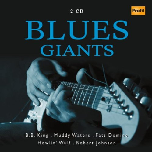Various: Blues Giants (Best Of Blues)