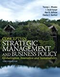 img - for Concepts in Strategic Management and Business Policy (14th Edition) book / textbook / text book