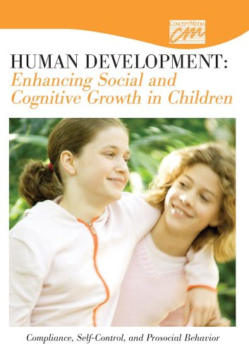 Human Development: Enhancing Social And Cognitive Growth In Children: Compliance, Self-Control, And Prosocial Behavior (Dvd) (Concept Media: Educational Videos) front-847514