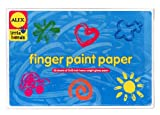 Finger Paint Paper 12X18 Glossy 50 SheetsPad