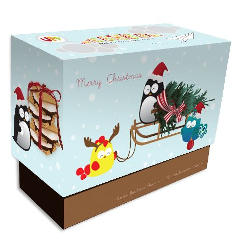 UFF Christmas Preparation Boxed Cards