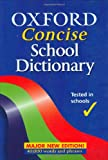 img - for Oxford Concise School Dictionary book / textbook / text book
