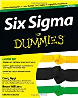 Six Sigma For Dummies, 2nd Edition Front Cover