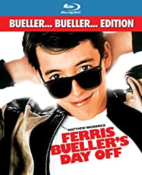 Ferris Bueller\'s Day Off (Bueller... Bueller... Edition) [Blu-ray]