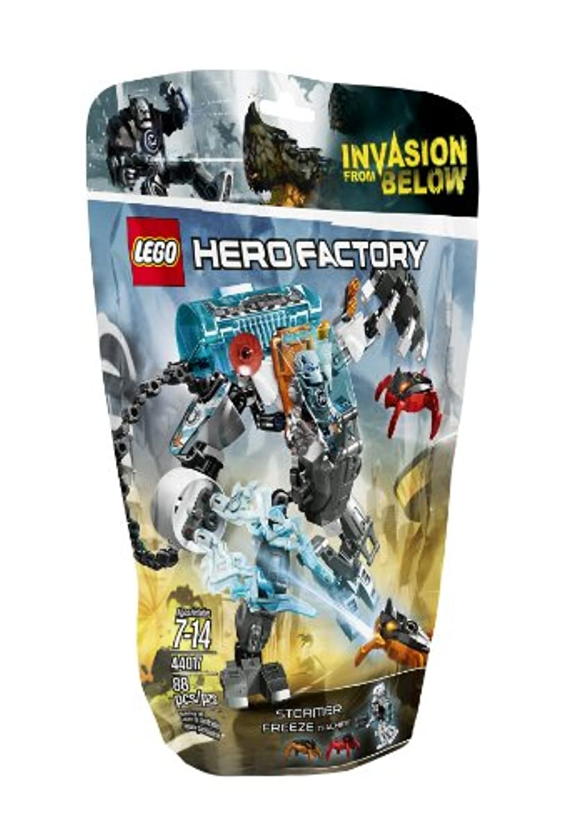 [해외] LEGO: HERO FACTORY: STORMER FREEZE MACHINE