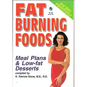 Meal Plans on Fat Burning Foods  Plus 14 Day Meal Plan And Low Fat Desserts  Globe