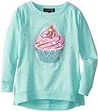Energie Big Girls' Naomi Cozy Cupcake Sweatshirt
